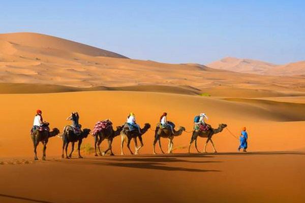viaje fes al desierto 2 dias