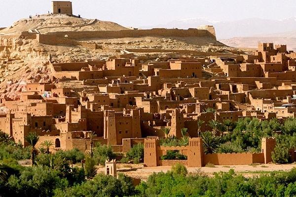 viaje por el sur de Marruecos