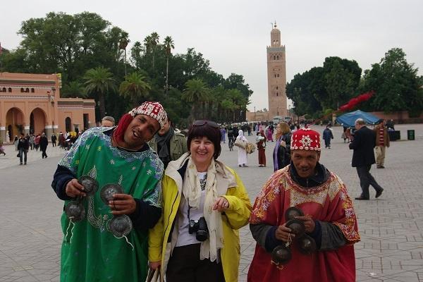 Viaje Marrakech al desierto 5 dias