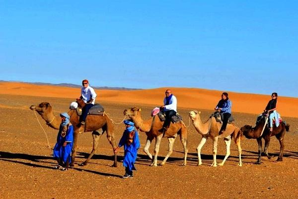 viaje al desierto de zagora desde Marrakech