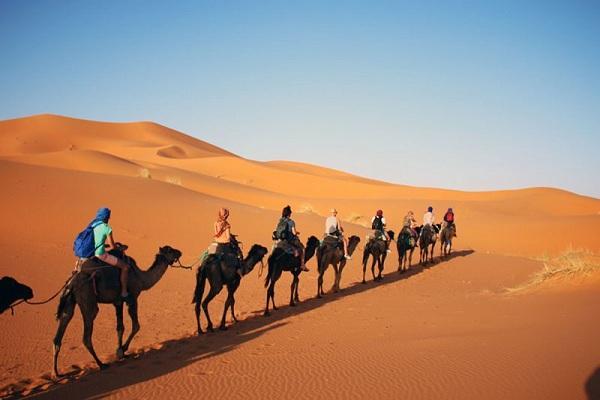 Viaje al Desierto desde casablanca